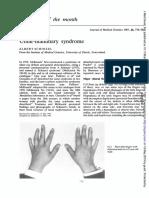 Ulnar Mamory Syndrome