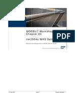 WDEBU7 Workshop