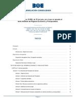 Régimen Económico y Presupuestario Asturias