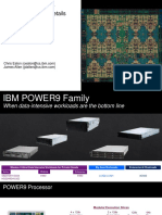 Power9 Family Details_2018 Nov 06