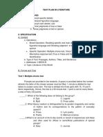 LITERATURE TEST PLAN.docx