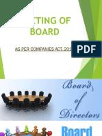 FINAL Presentation MSOP Group 5 Board Meetings
