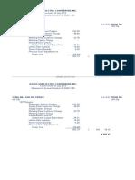Electric tax computation PH