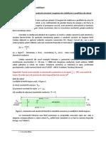 Aplicatie CFD - Lungimea de Stabilizare