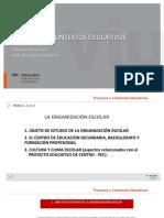 Procesos y contextos educativos - VC1