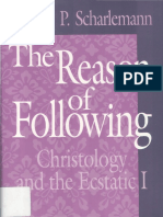 (Religion and Postmodernism) Robert P. Scharlemann - The Reason of Following_ Christology and the Ecstatic I-University of Chicago Press (1992).pdf