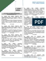 200 Questões - Direito Administraivo - CESPE e FCC.pdf