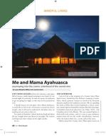 Me and Mama Ayahuasca Utne Reader 2015