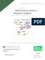 DIREITO PROCESSUAL PENAL I – Resumo Completo – Ajuda Jurídica.pdf
