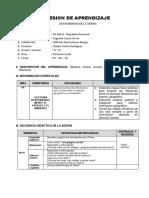 SESION DE APRENDIZAJE TERCERA.docx