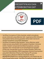Sistem Resertifikasi dan Sistem Pembobotan SKP.ppt
