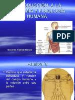 4 Nov. 2010. General Ida Des de Anatomia y Fisiologia