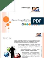 CorporatePresentation-DSGS-Jan2018