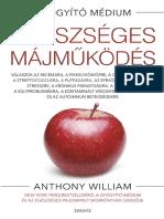 Anthony William - EGÉSZSÉGES MÁJMŰKÖDÉS