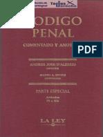CODIGO PENAL COMENTADO Y ANOTADO - PARTE ESPECIAL - ANDRES J. DALESSIO - TOMO II (1).pdf