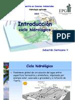 CLN 2 Hidrología - 1 A2 ciclo hidrologico Pre-maestría en Ciencias Ambientales UNALM Perú S. Santayana V..pdf