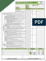 SIG PR 013 04 Inspección Preventiva Ambiental