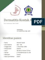 CASE DKA - Elisa_dr. Hendrik, SpKK