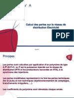 Modèles Pertes Du RPD_version 09_2017