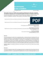 UFSCar- Estudo de Pesquisas Inclusivas
