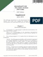 FSS Code 2007 (Supplement 2014.06)