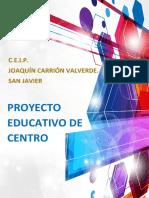 PROYECTO EDUCATIVO DE CENTRO.docx