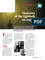 Chemistry of Light Bulbs