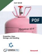 Honeywell Genetron AZ20, R410A Specs.pdf