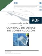 Control Obras Construccion