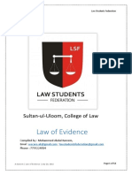 Law of Evidence.pdf