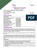 Programa de Derecho Civil Reales UCASAL 2019