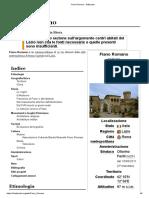 Fiano Romano - Wikipedia