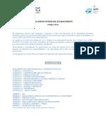 Modelo reglamento interno