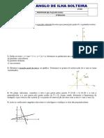 Lista - 2º EM - 2012