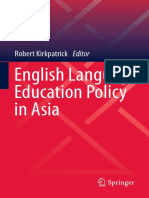 (Language Policy 11) Robert Kirkpatrick (eds.)-English Language Education Policy in Asia-Springer International Publishing (2016)-1.pdf