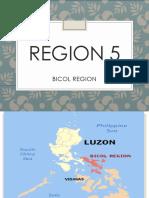 Region 5 New