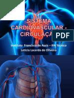 Sistema Cardiovascular - Circulação