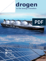 Hydrogen the Key to the Energy Transition