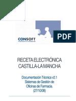 Receta Electronic A SGOF v2.1