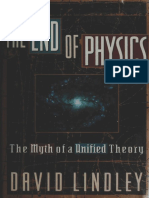 David Lindley - The End of Physics_ The Myth of a Unified Theory-Basic Books (1993).pdf