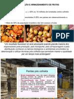4 - Conservação de Frutas 2016