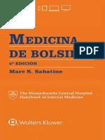 Medicina de Bolsillo 6 Spanish Edition