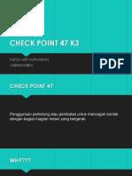 CHECK POINT 47.pptx