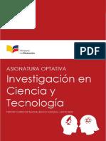 Optativa Investigacion en Ciencia y Tecnologia