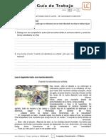5Basico - Guia Trabajo Lenguaje y Comunicación - Semana 03.pdf