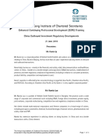 HKICS seminar on China Outbound Investment Regulatory Developments on 21 Jun 2018.pdf