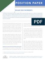 DSH Position Paper