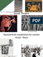 Greek Theatre Origins 2010.ppt