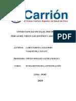 CONSECUENCIAS PSICOLOGICAS, SOCIALES Y FISICAS DEL VIH EN LOS JOVENES Y ADOLESCENTES.docx