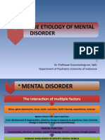 The Etiology of Mental Disorder.ppt [Autosaved]